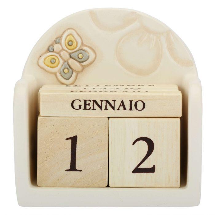 Calendario Perpetuo Thun Prestige.Thun Calendario Perpetuo Da Tavolo Elegance Prestige Store