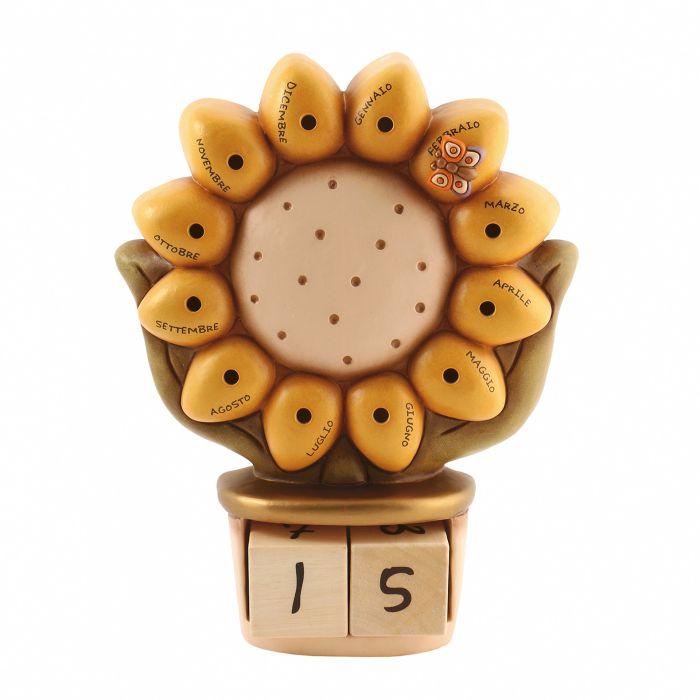 Calendario Perpetuo Thun Prestige.Thun Calendario Perpetuo Vaso Con Fiore Prestige Store