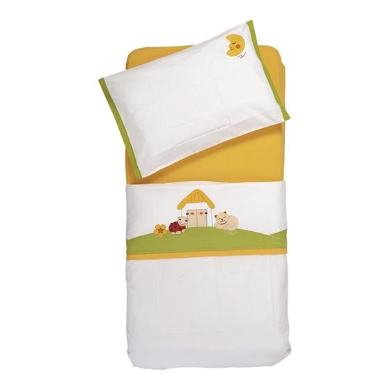 THUN Set lenzuola lettino fattoria | Prestige Store