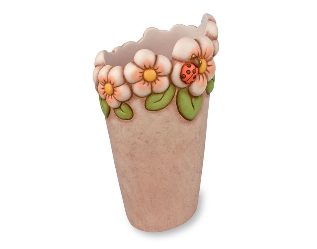 Thun vaso per fiori maxi coccinella prestige store for Thun prestige