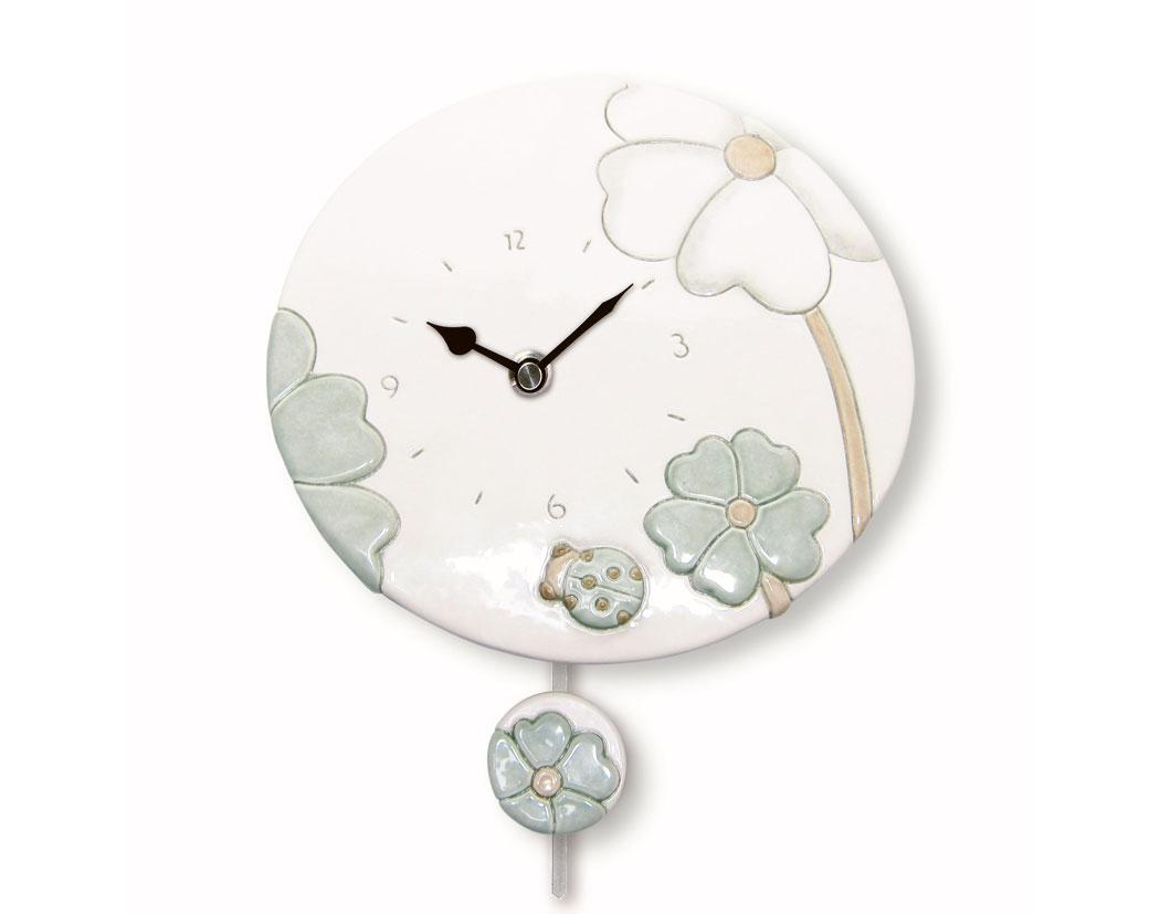 Thun orologio a pendolo primula prestige store for Pendolo thun