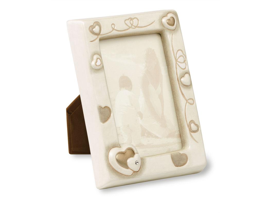 Thun portafoto cuore 14x19 prestige store - Porta foto thun ...