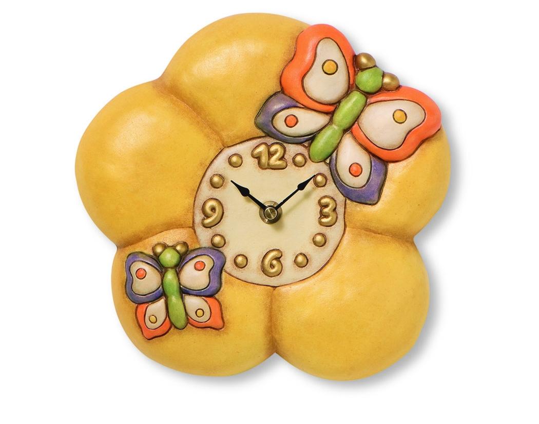 Thun orologio da parete girasole - Orologi da parete per cucina thun ...